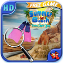 Summer Beach New Hidden Object icon