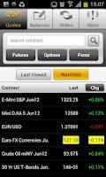 Screenshot of OEC iBroker