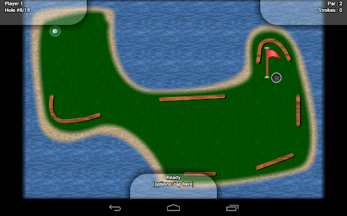 Mini Golf'Oid Free- screenshot thumbnail