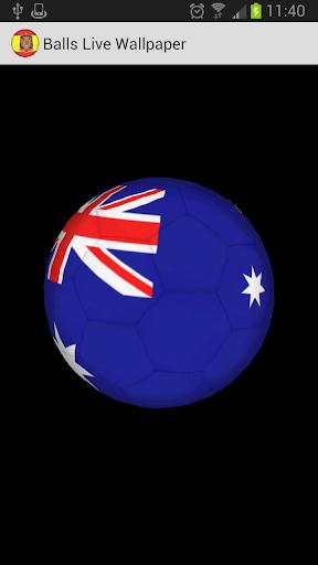 3D Ball Australia LWP
