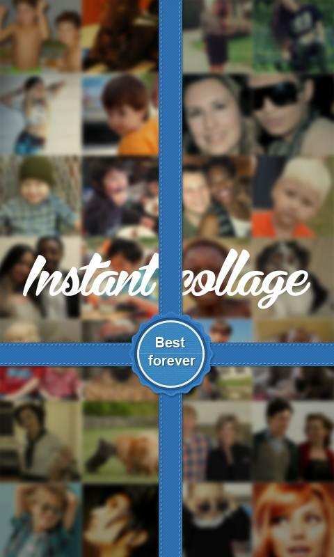 Instant Collage Maker - screenshot
