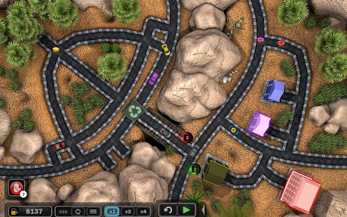 Traffic Wonder HD- screenshot thumbnail