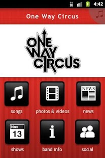 One Way Circus - screenshot thumbnail
