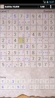 Screenshot of Sudoku 10,000 Trial