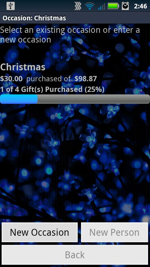 GLM Christmas Theme Pack #1- screenshot