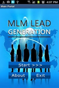 Generate Leads 4 Melaleuca Biz - screenshot thumbnail