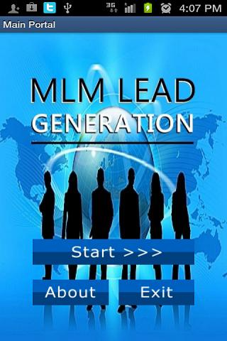 Generate Leads 4 Melaleuca Biz - screenshot