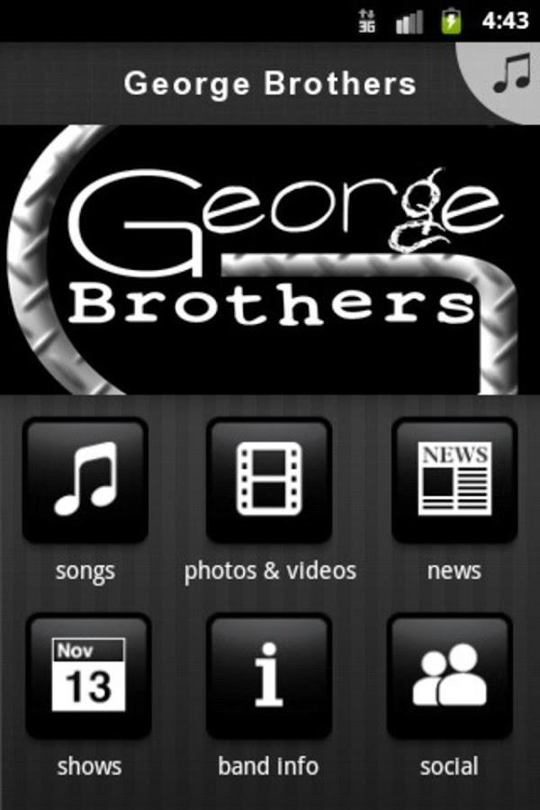 George Brothers - screenshot