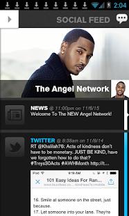 Trey Songz - The Angel Network - screenshot thumbnail