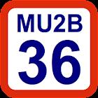 MU2B36 icon