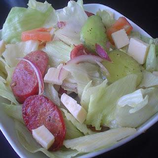 Chicago-style Salad.