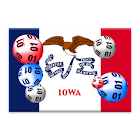 Iowa winning numbers icon