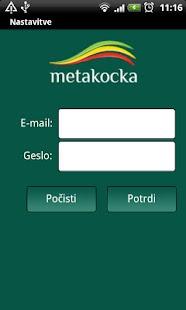 MetaKocka- screenshot thumbnail