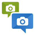 PhotoSwapper - photo chat icon