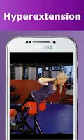 Screenshot of Daily Back Video Workouts
