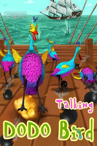 Talking DoDo Bird - screenshot