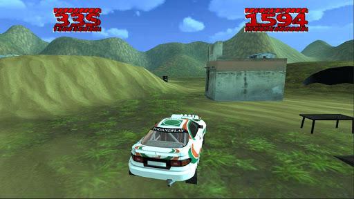 玩免費模擬APP|下載랠리 자동차 경주 드리프트 app不用錢|硬是要APP