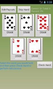 Video Poker Assistant- screenshot thumbnail