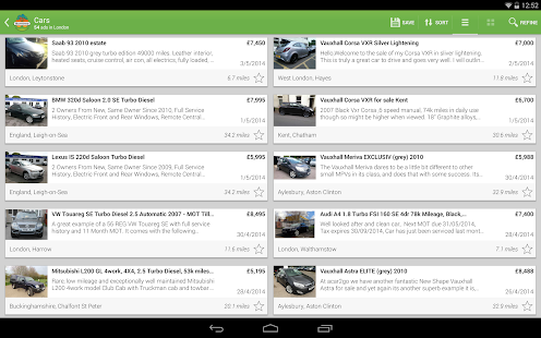 Gumtree - screenshot thumbnail