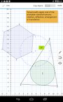 Screenshot of Geometry Pad