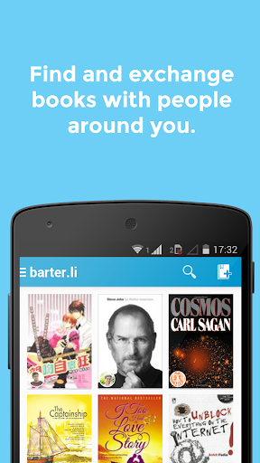 barter.li: chat barter books