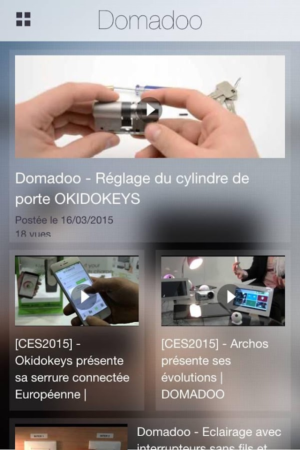 Le Blog Domadoo- screenshot