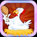 Les gésiers de poulet cuisson icon