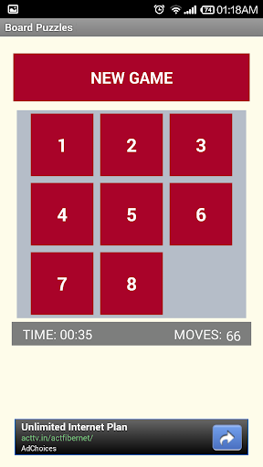 Board Puzzles