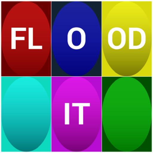 Flood It 解謎 App LOGO-APP試玩