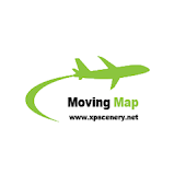 Moving Map for X-Plane 10