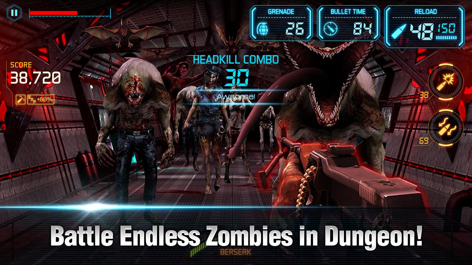 Gun Zombie 2 : Reloaded Screenshot