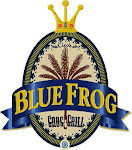 Logo of Blue Frog In Rye