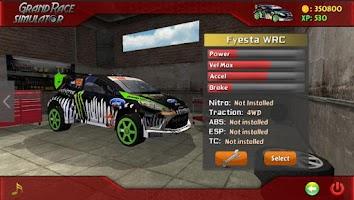 Screenshot of Grand Race Simulator 3D