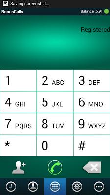 BONUS CALLS - screenshot