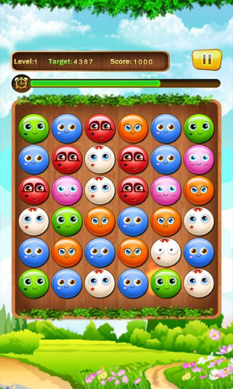 Bubble Combos - screenshot