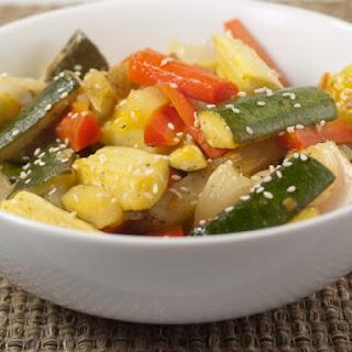 Julienne Vegetables Recipes.