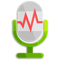 Recordense Voice Recorder Lite icon