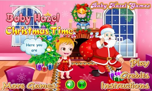 Baby Hazel Christmas Time v8