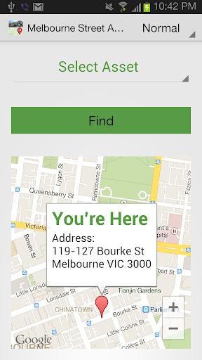 Melbourne Public Street Assets