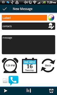 Titan Message Scheduler - screenshot thumbnail