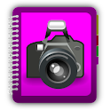 Journal photo icon