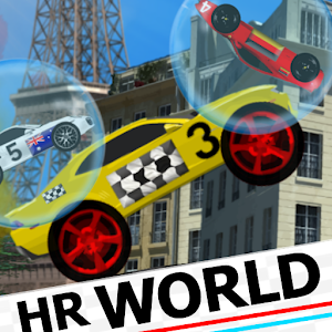 Hill Racing World for PC and MAC