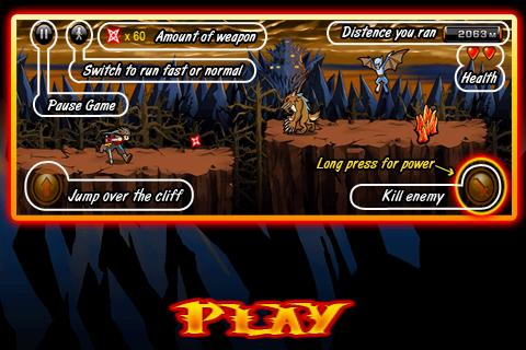 Devil Ninja - screenshot