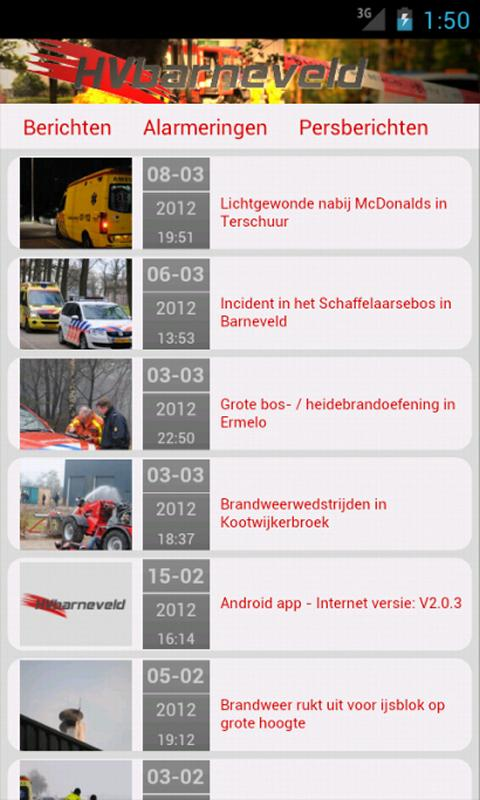 HVbarneveld - screenshot