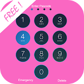 Keypad Lock Screen 7 APK for Bluestacks