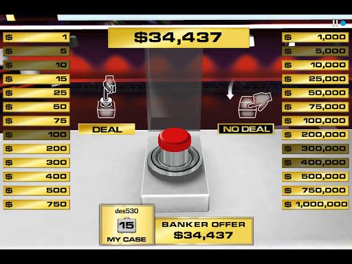 Deal or No Deal 1.53 screenshots 4