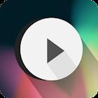 Skin for Poweramp v2 Flat icon