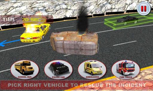 911应急救援模拟器|玩模擬App免費|玩APPs