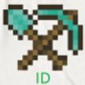 Minecraft ID's Lite logo