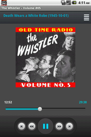 The Whistler Old Time Radio V5